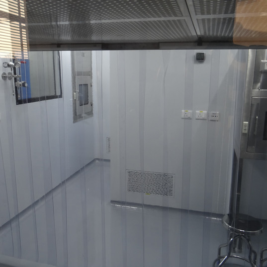 Sterile filteration Room.JPG