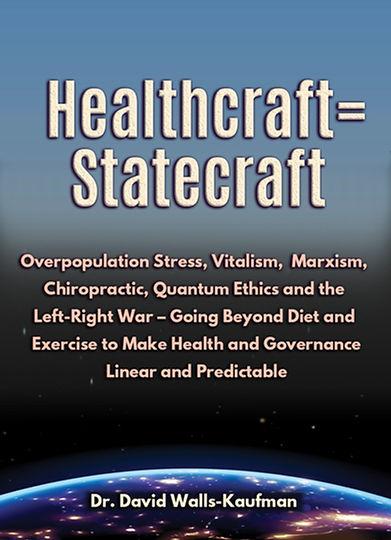 HealthCraft Vs Statecraft Light Blue Mel