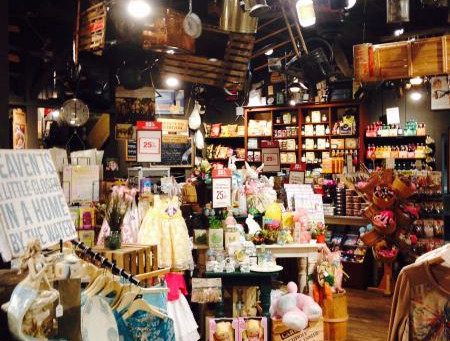 Cracker Barrel and the Hayes Clan