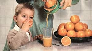 The Evolution of Orange Juice