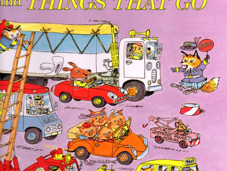Cars and Trucks and Things that Drive Me Crazy