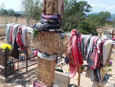 Tales of the Southwest: Dennis Hopper's Grave