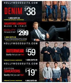 Hollywood Suit Outlet