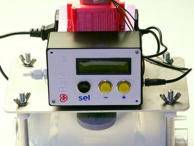 Idema auxilia na construção de Ambu, dispositivo de automatização para respiradores manuais da UFSM.