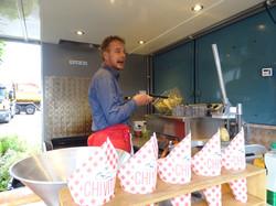 Ewoud beste belgische Pommes