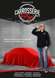 Imagebroschüre Carrosserie Weyl GmbH