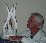 Klaus vo Kreutziger, Skulpturn Bronze, Kunstusstellung Schätzl.ch