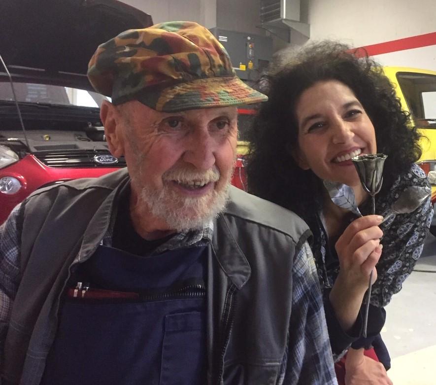 Albert & Sandra