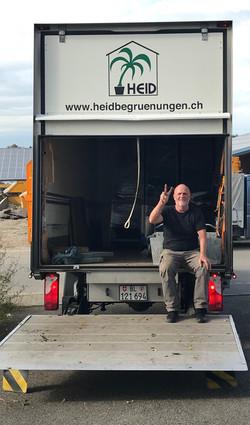 Paul Heid unser Pflanzeninnendekorateur Sponsor