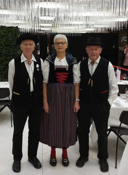 Trio Alphorngruppe Thierstein-Laufental