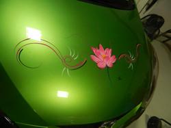 Lotusblüte Mazda