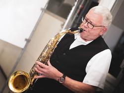 Peter Renz der Vollblutmusiker