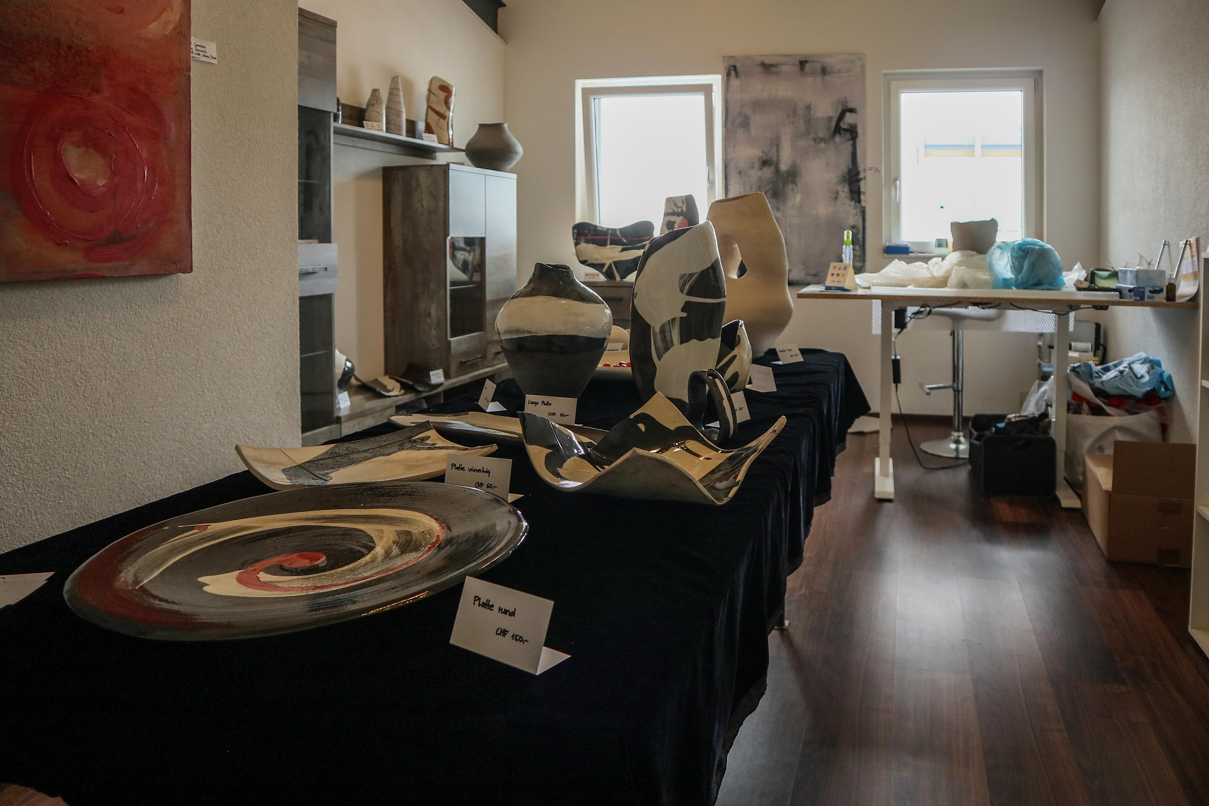 Keramik & Skulpturen von  ylvia