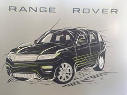 Range Rover nach Kundenwunsch