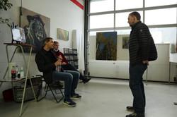 Künstleraustausch