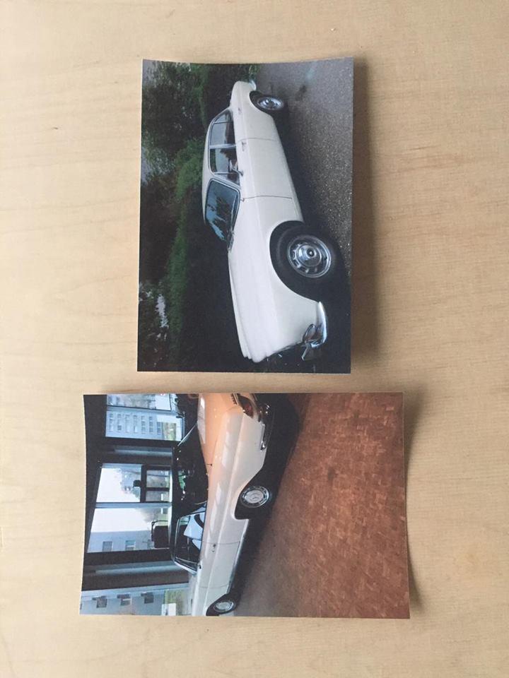 Vorlage Foto Jaguar Mercedes