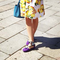 #summer is on and this #stylish #lady is