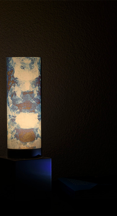 haenni-irene_laubwirbel-klein-blau-weiss