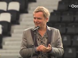 Feestrede bij afscheid Jan Smit van Heracles-Almelo