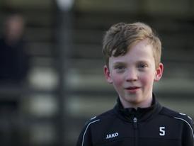 Neefje Alexander (10) Finkers maakt Herácles - FC Twentegrapje