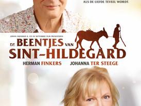 In februari gaat de bioscoopfilm 'De beentjes van Sint-Hildegard, in première.