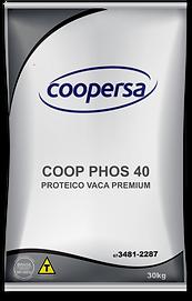 COOP PHOS 40 Proteico Desmama Recria Premium
