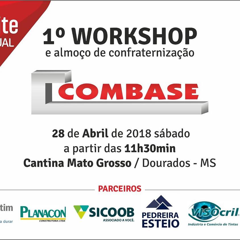 1º Workshop e Almoço de Confraternização