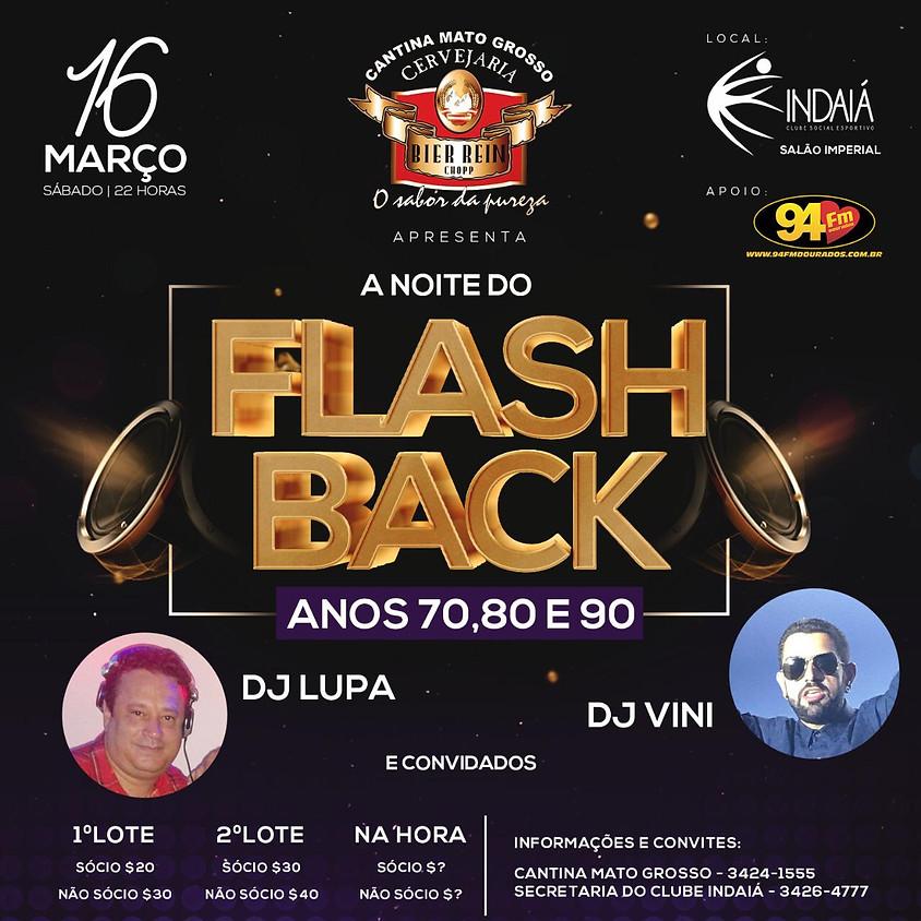 A Noite do Flash Back