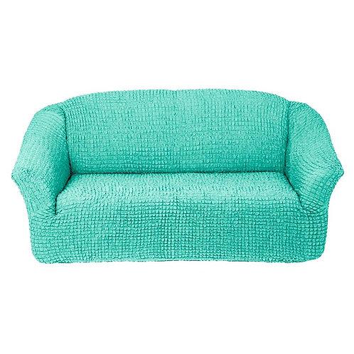 На диван без оборки. Цвет: мятный