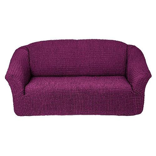 На диван без оборки. Цвет: фиолетовый