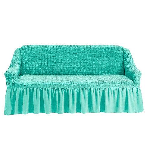 На 4-х местный диван. Цвет: мятный