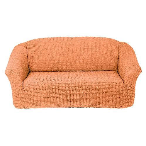 На диван без оборки. Цвет: оранжевый