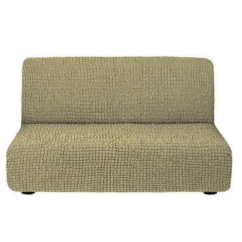 На диван без подлокотников. Цвет: хаки
