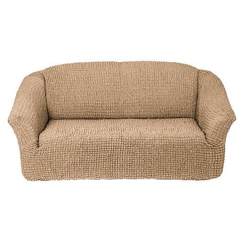 На диван без оборки. Цвет: бежевый