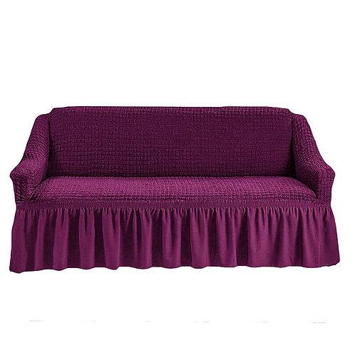 На 4-х местный диван. Цвет: фиолетовый