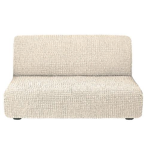 На диван без подлокотников. Цвет: натуральный