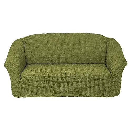 На диван без оборки. Цвет: фисташковый