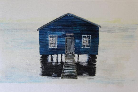 Blue Boatshed