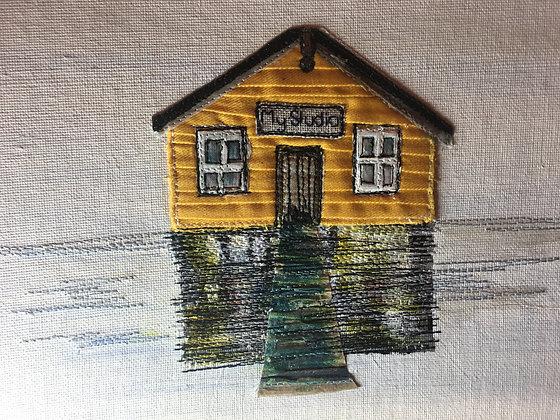Baby Boatshed 'My Studio'