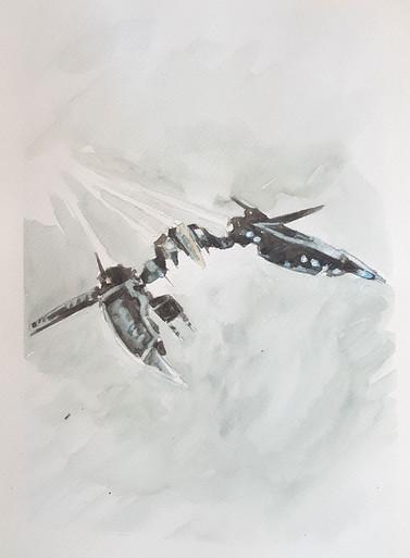Templar Fighter