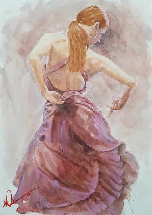 Flamenco No#1