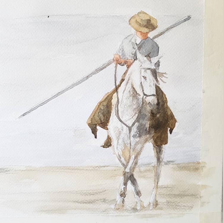 Spanish Caballero
