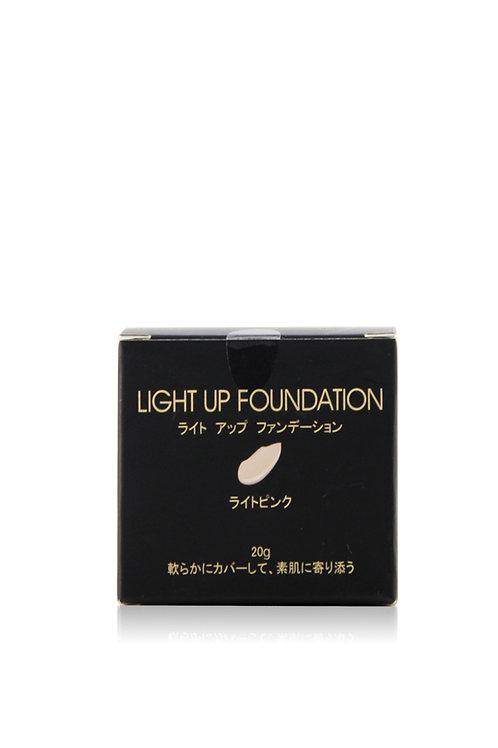 White feather  ライト  アップ  ファンデーション( Light Up Foundation))