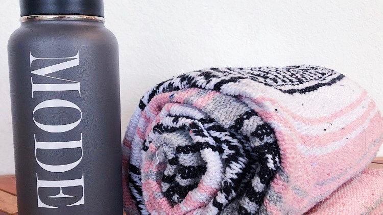 Mode 8 Yoga Blankets