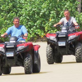 Optional ATV Excursions