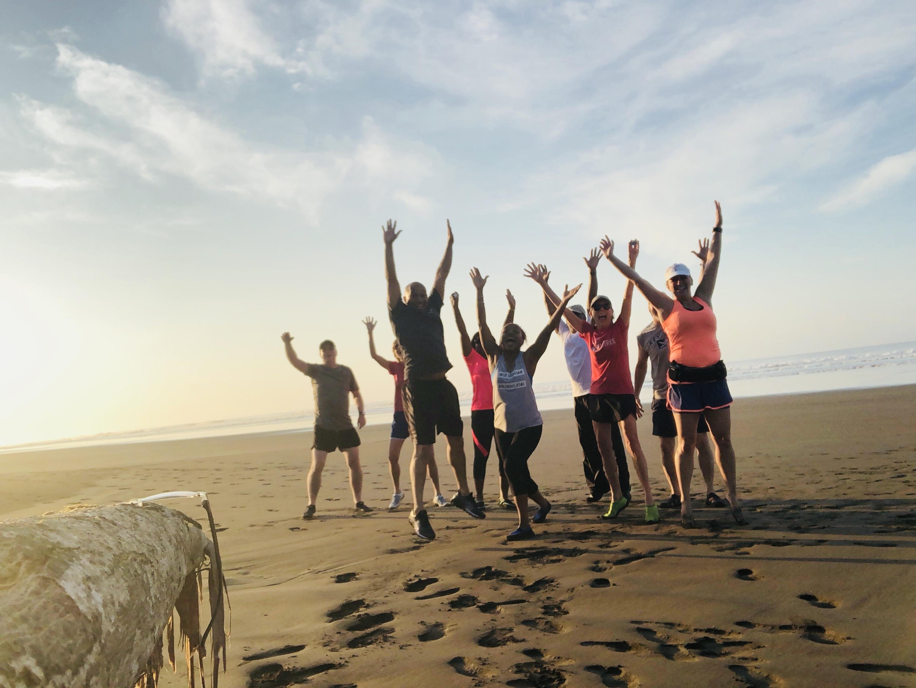 Fitness Retreat Costa Rica 2018