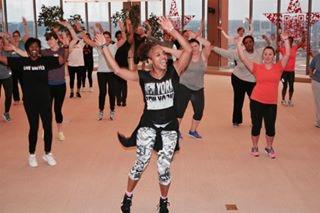Dance Fitness Corporate Wellness