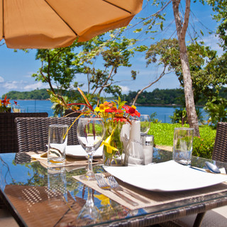 Lunch On Your Patio