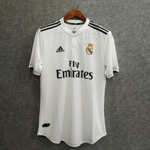 4ea893aa64040 Camisa Adidas Real Madrid Versão Jogador Home