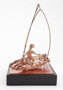 Sailing by Arik Afek
